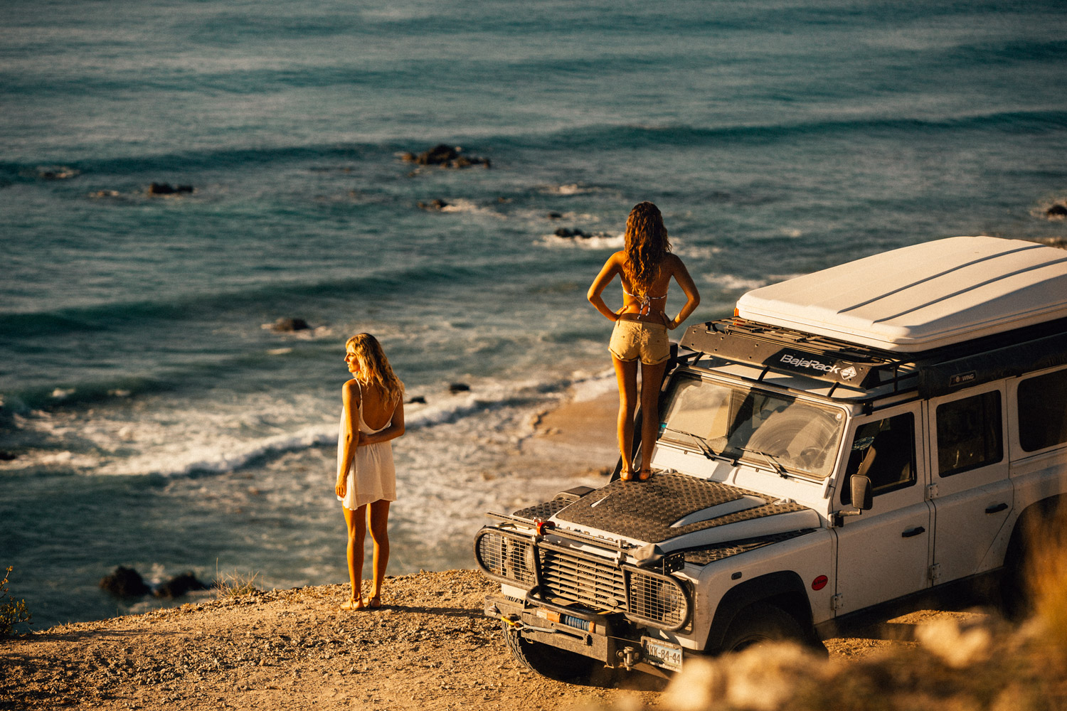 Road tripping through Baja is an adventure into the unknown with the